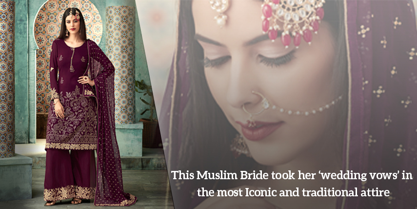 Ethnic wear for wedding