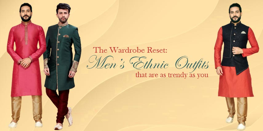 men's ethnic outfits
