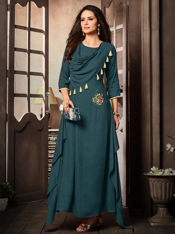buy long kurti