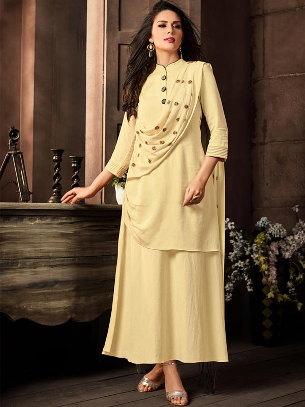 buy indian kurti online from jalebe ethnic wear online store